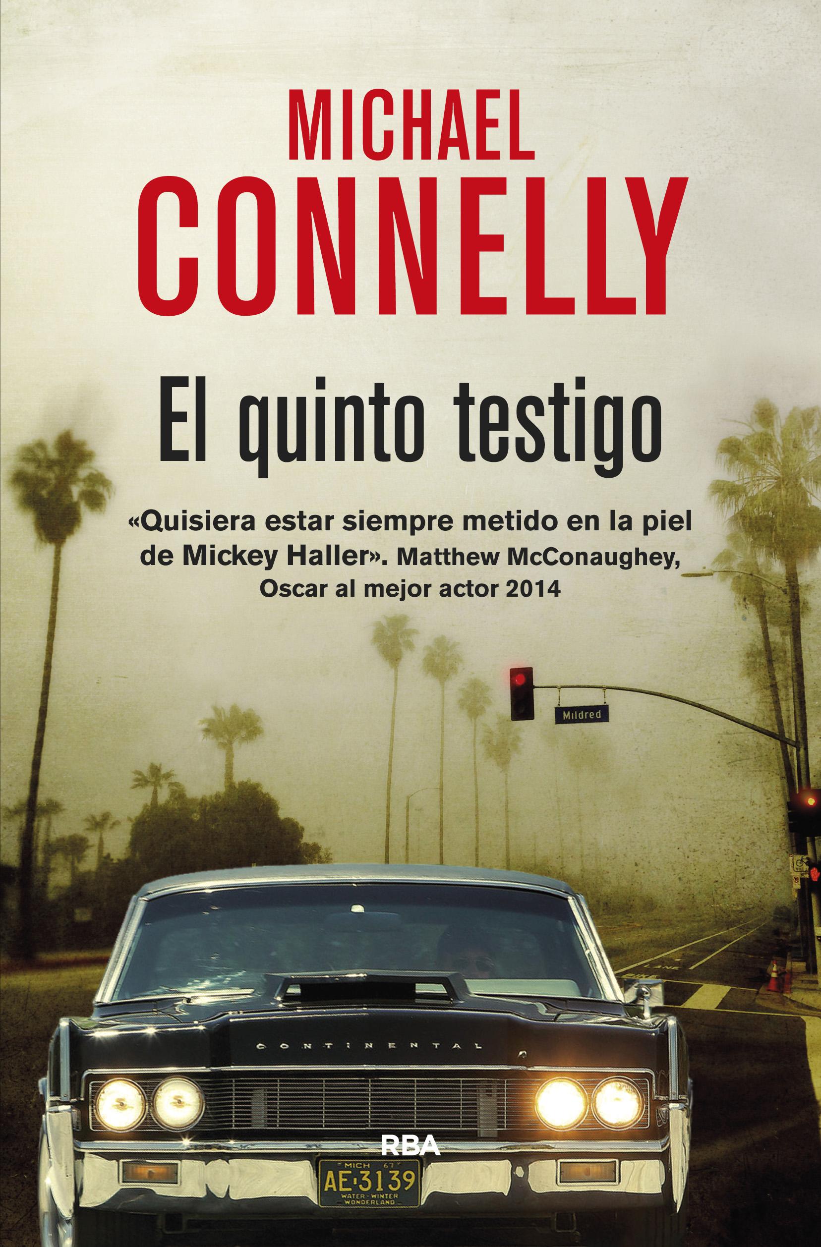 El quinto testigo - Michael Connelly Portada