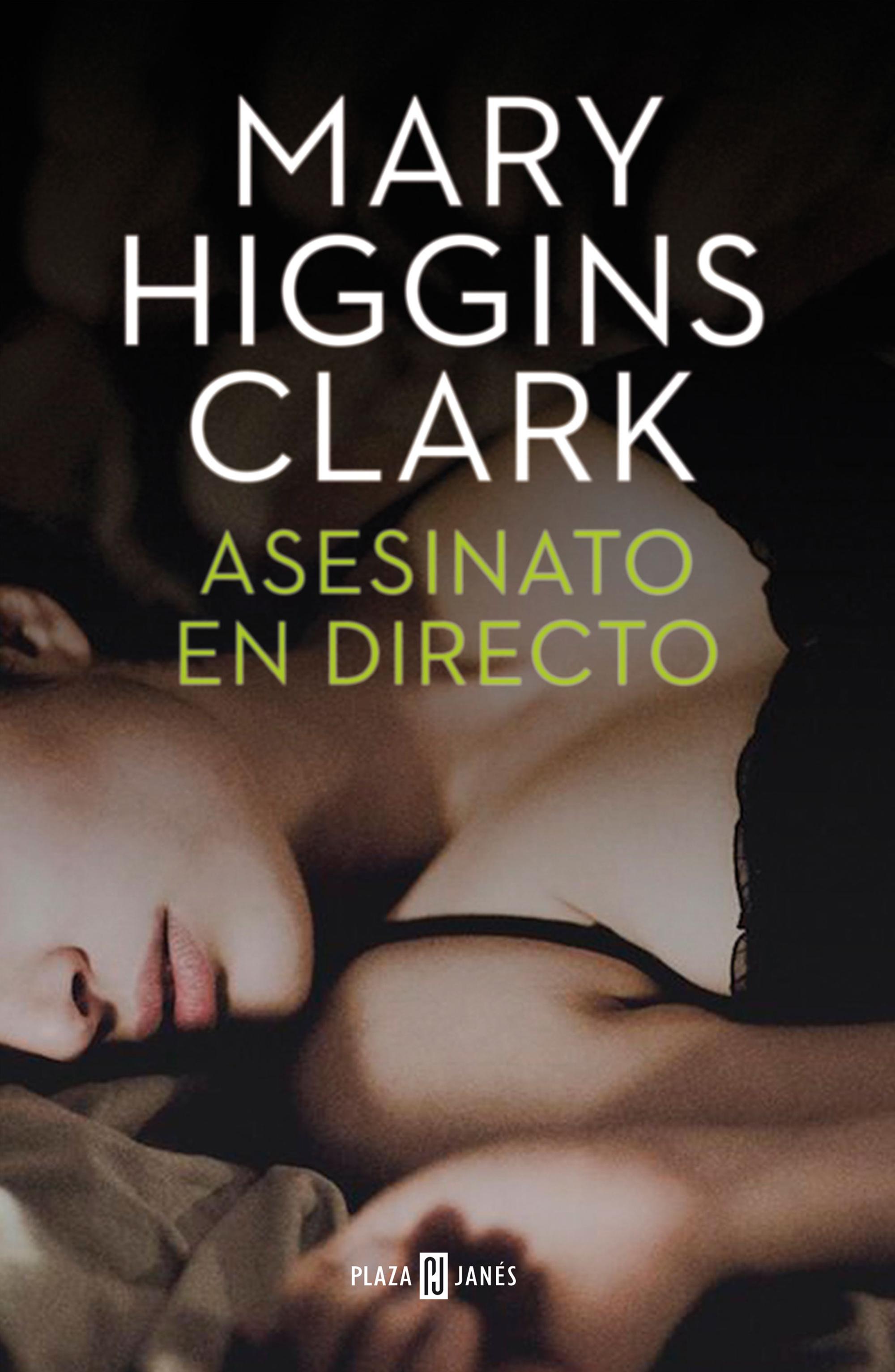 Asesinato en dreicto - Mary Higgins Clark Portada