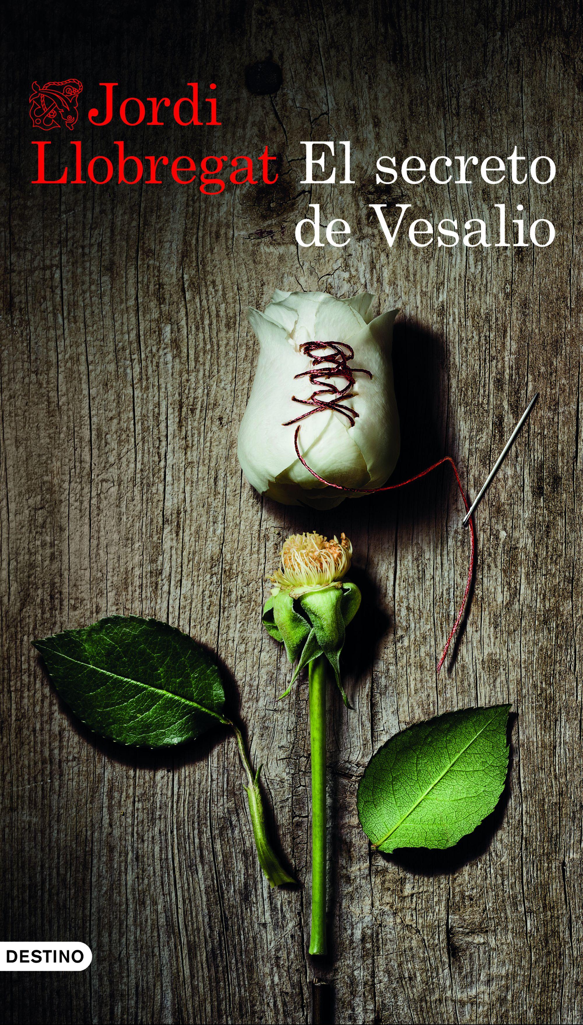 El secreto de Vesalio - Jordi Llobregat Portada