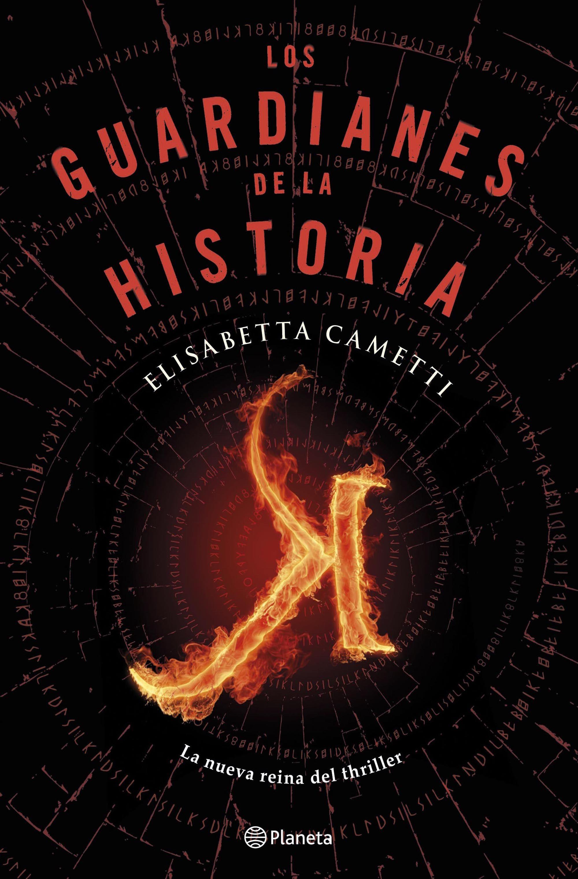 Los guardianes de la historia - Elisabetta Cametti Portada