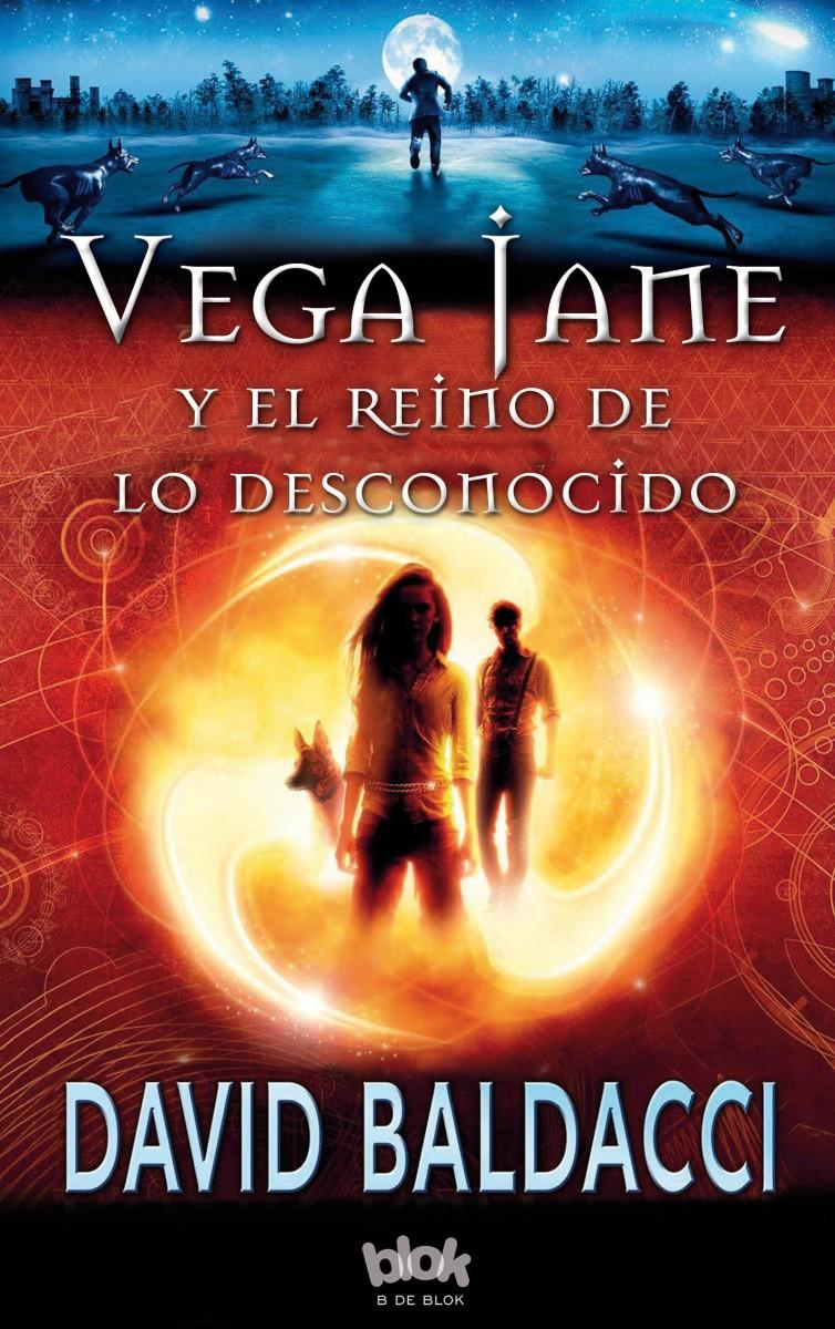 Vega Jane y el reino de lo desconocido - David Baldacci Portada