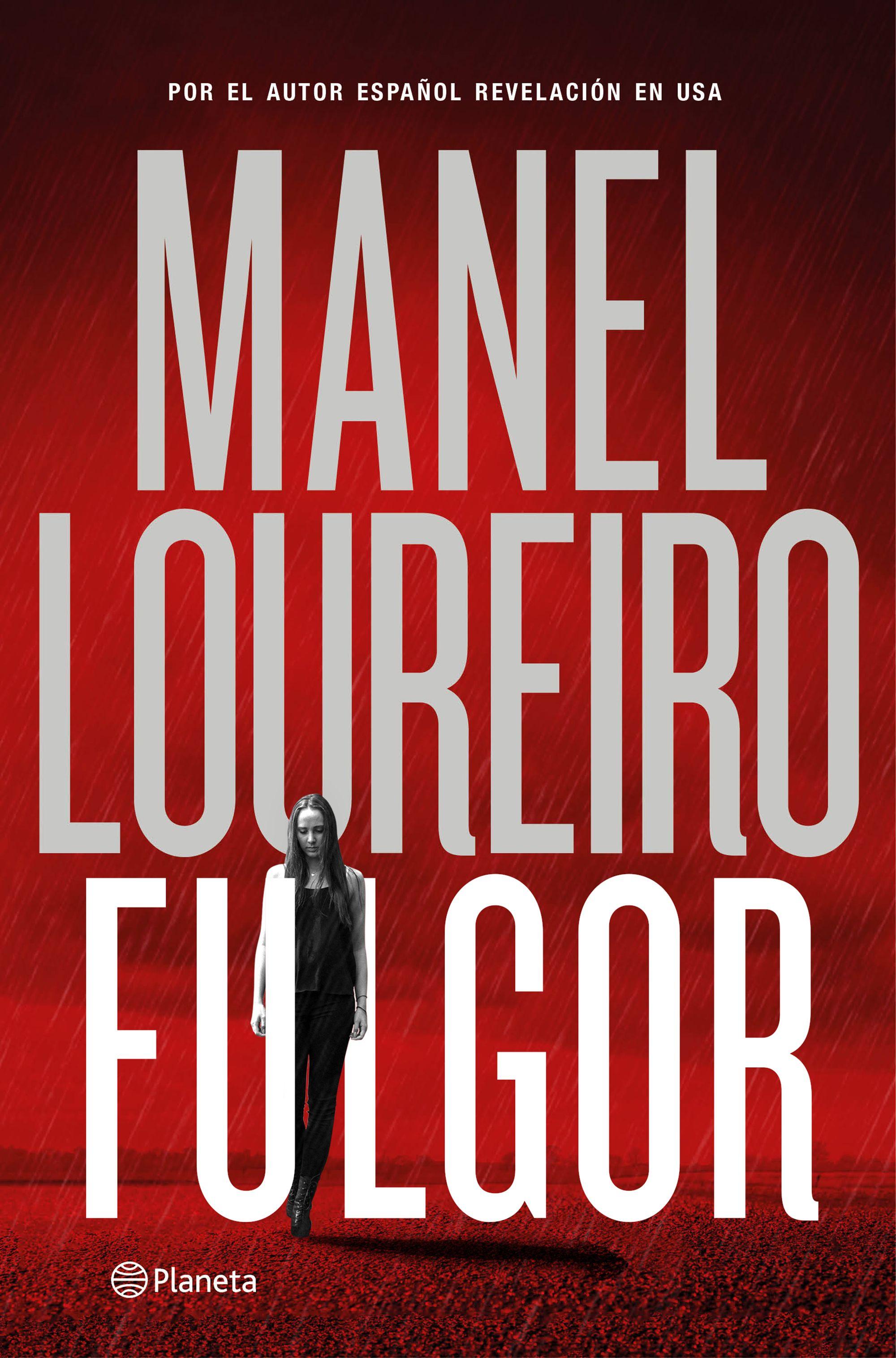 Fulgor - Manel Loureiro Portada