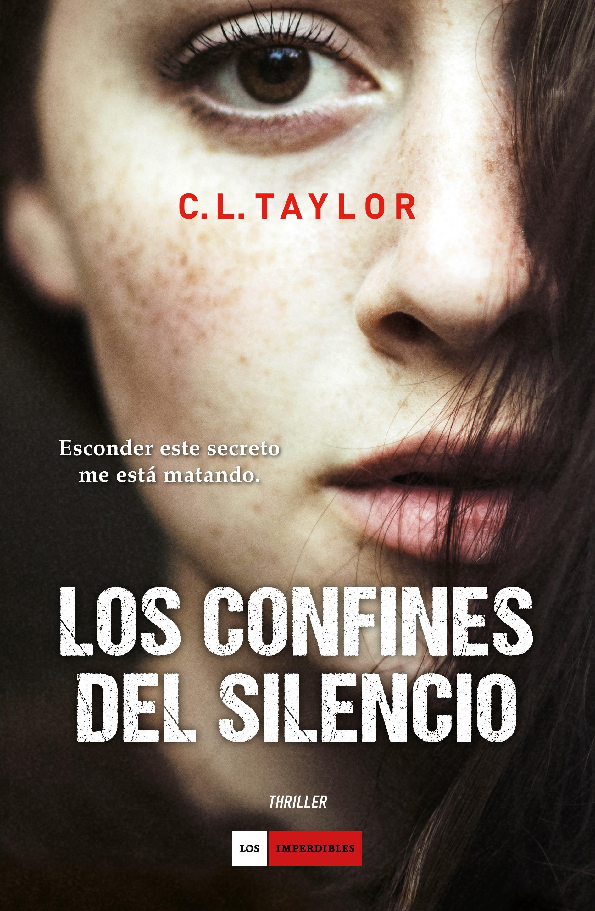 Los confines del silencio Portada - C.L. Taylor Portada
