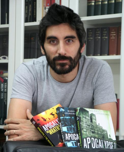 Manel Loureiro Foto
