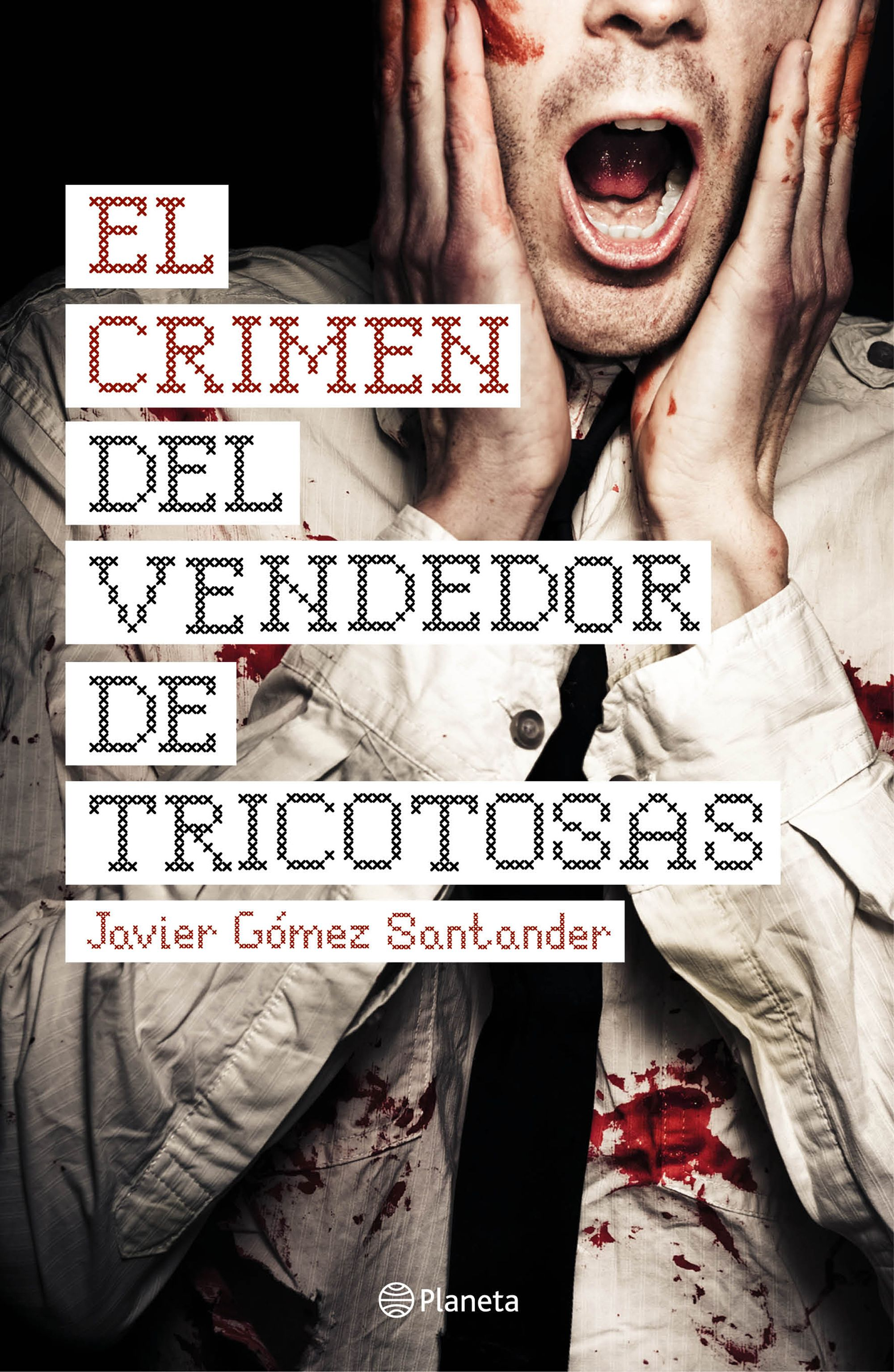 El cirmen del vendedor de tricotosas - Javier Gómez Santander Portada