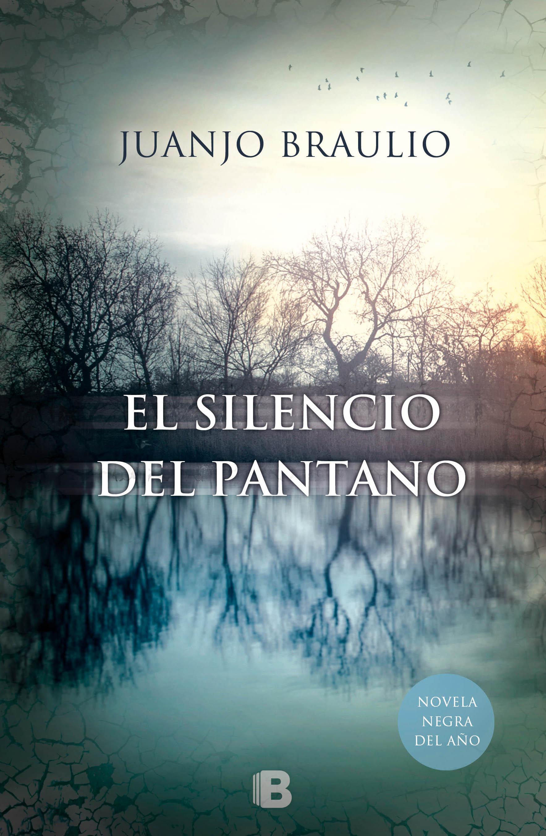 El silencio del pantano - Juanjo Braulio Portada