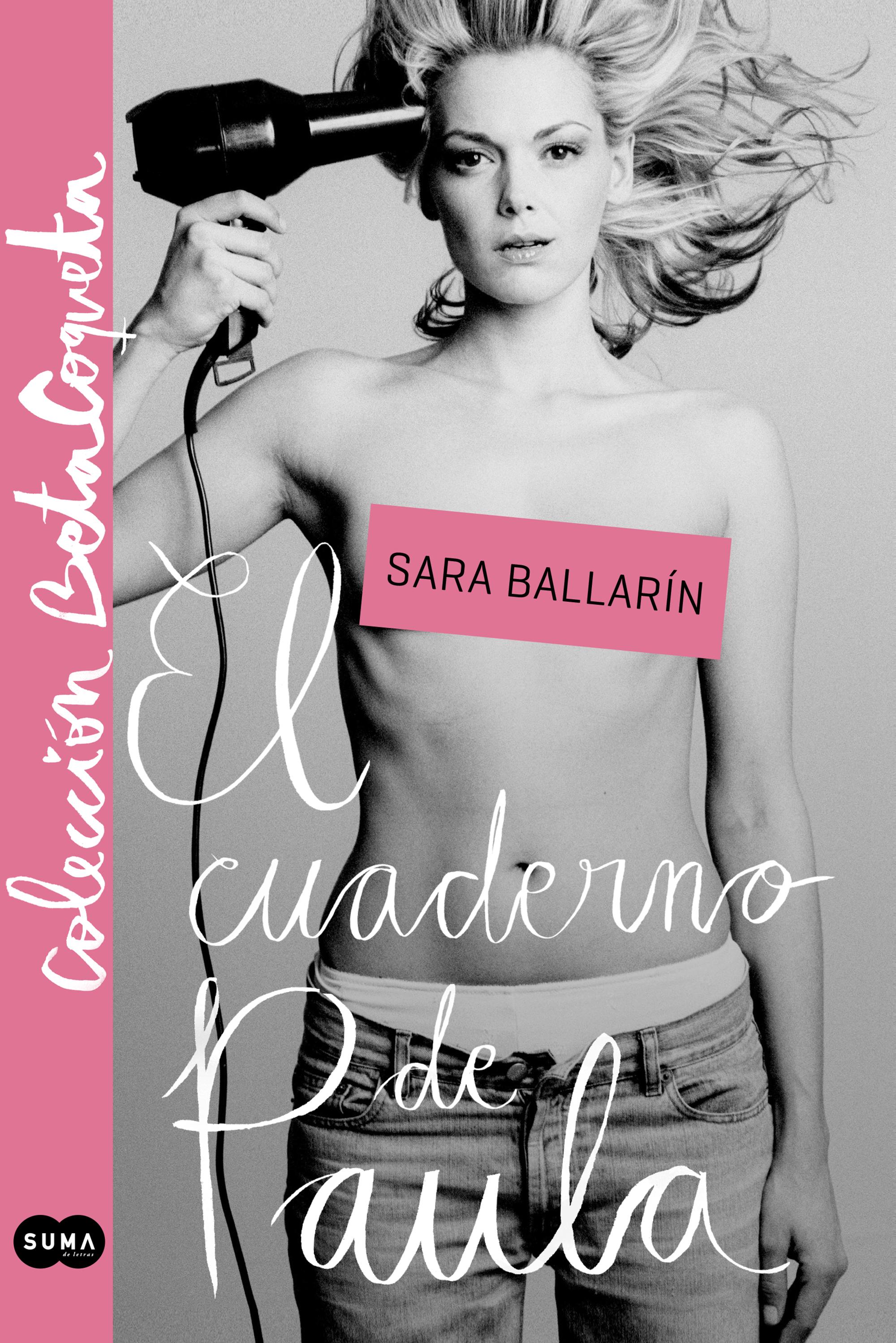 El cuaderno de Paula - Sara Ballarin Portada