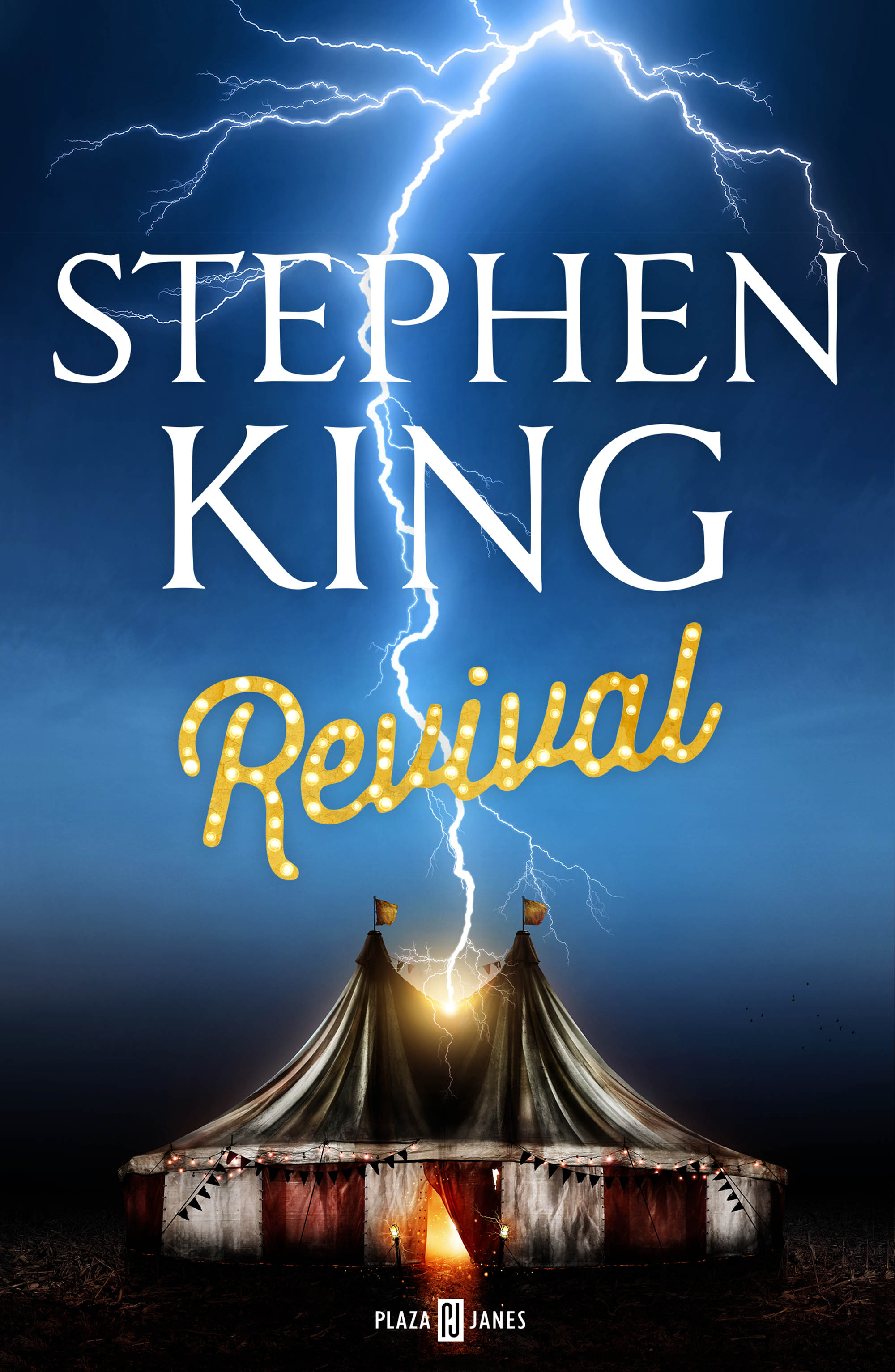Revival - Stephen King Portada