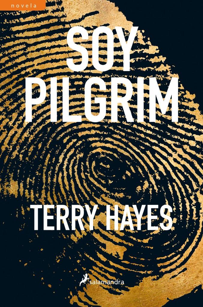 Soy Pilgrim - Terry Hayes Portada