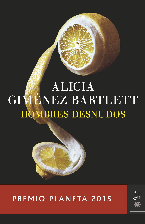 Hombres desnudos - Alicia Giménez Bartlett Portada