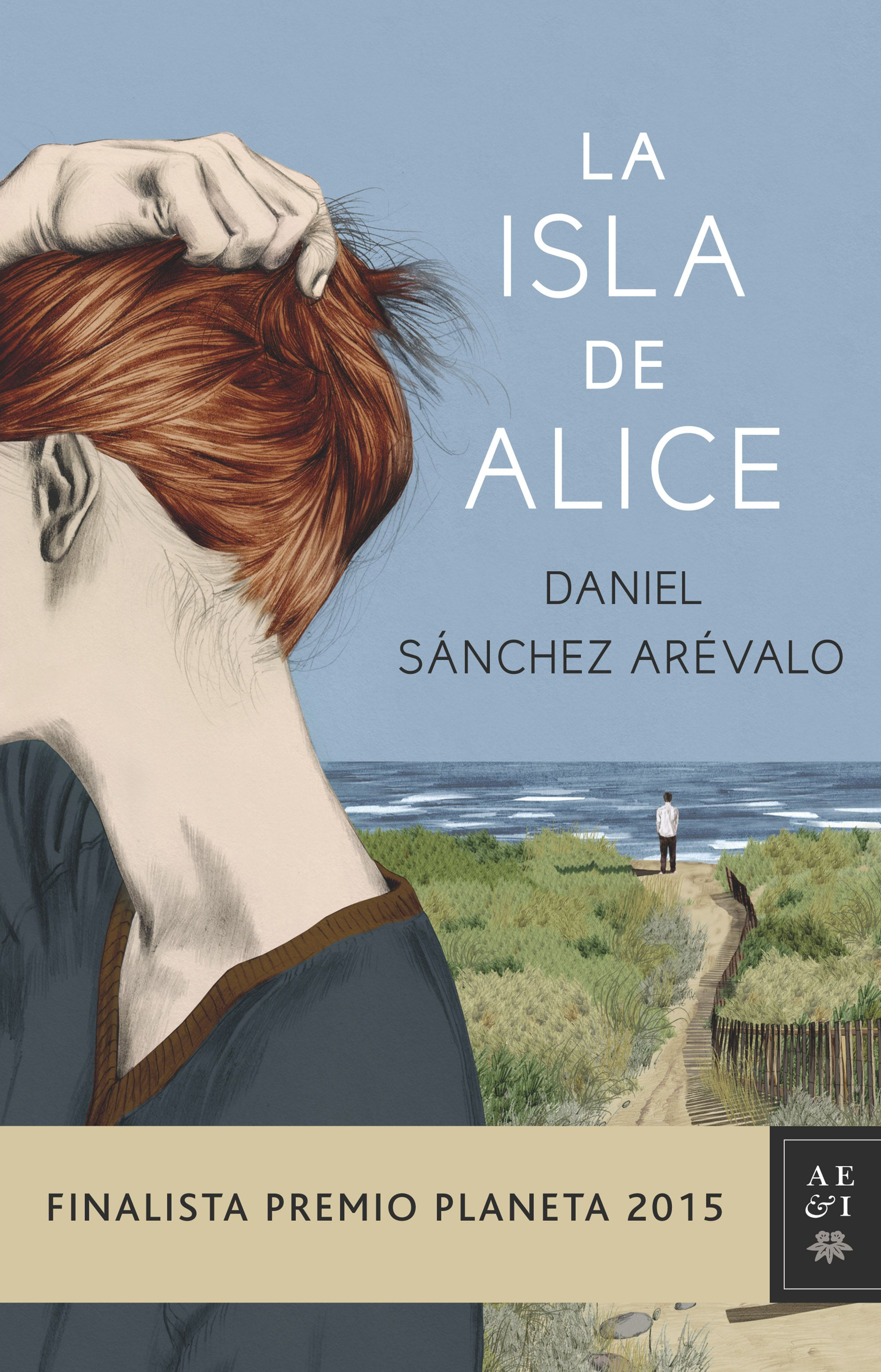 La Isla de Alice - Daniel Sánchez Arévalo Portada