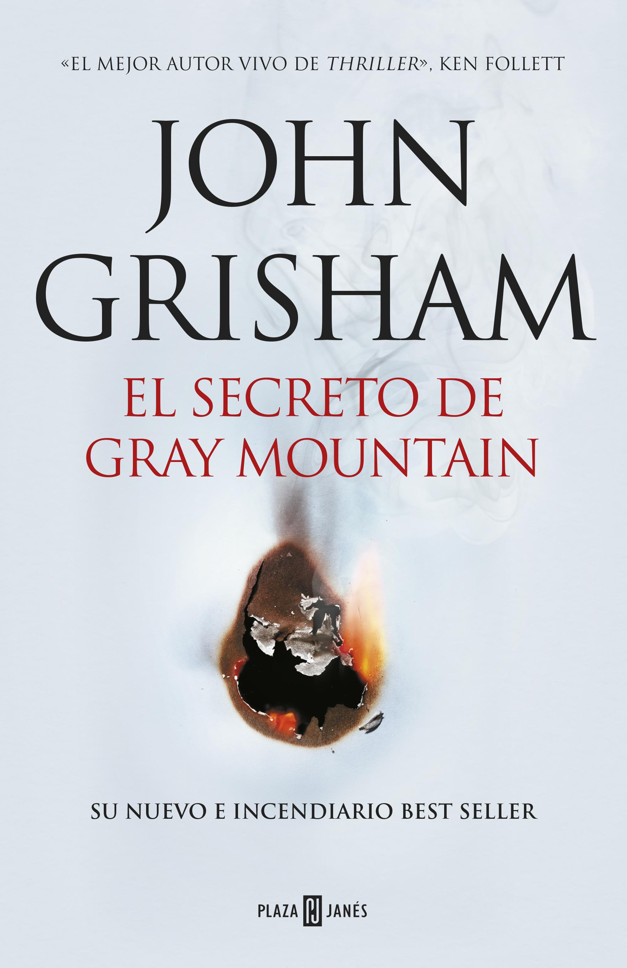 El Secreto de Gray Mountain - John Grisham Portada