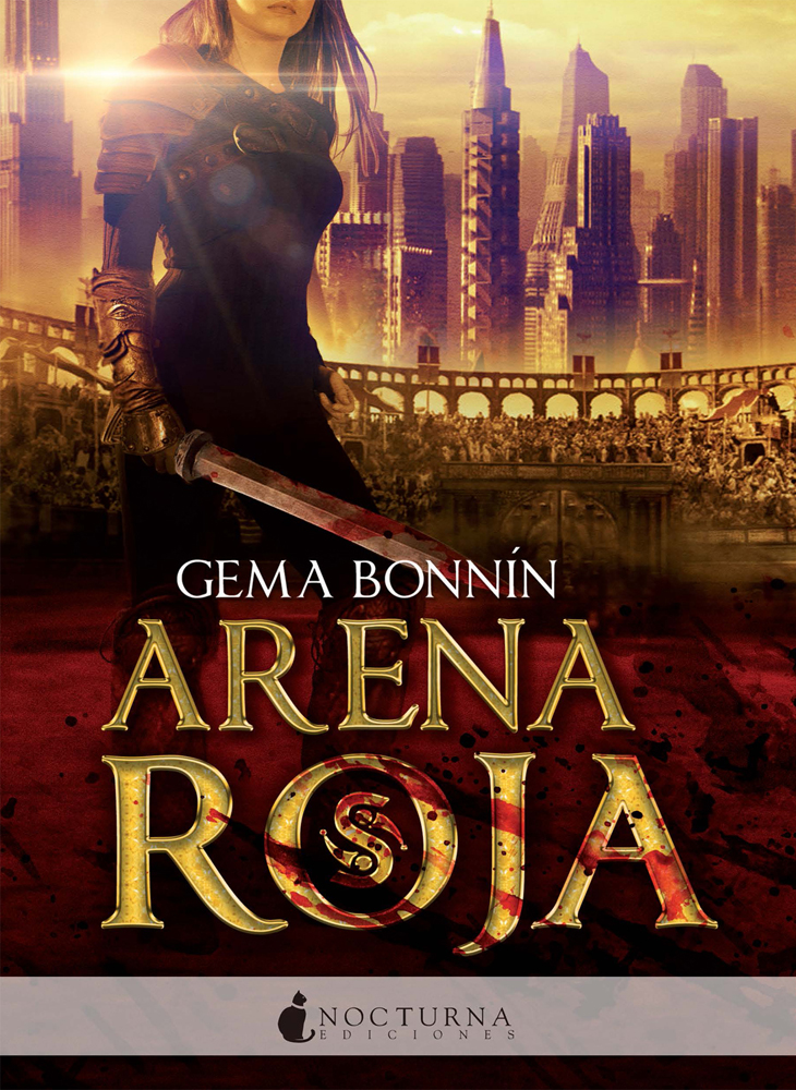 Arena Roja - Gema Bonnin Portada