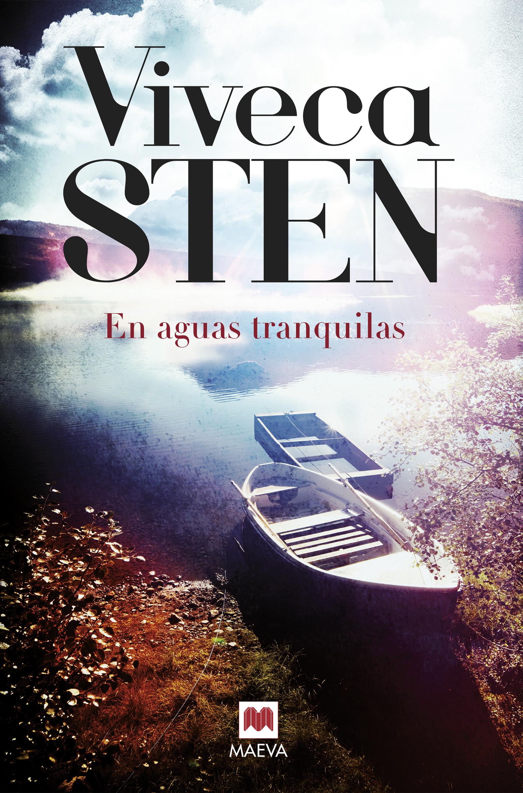 En aguas tranquilas - Viveca Sten Portada