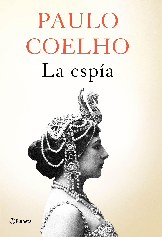 La Espia - Paulo Coelho Portada
