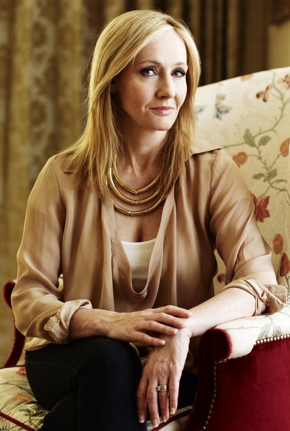 J.K. Rowling Foto