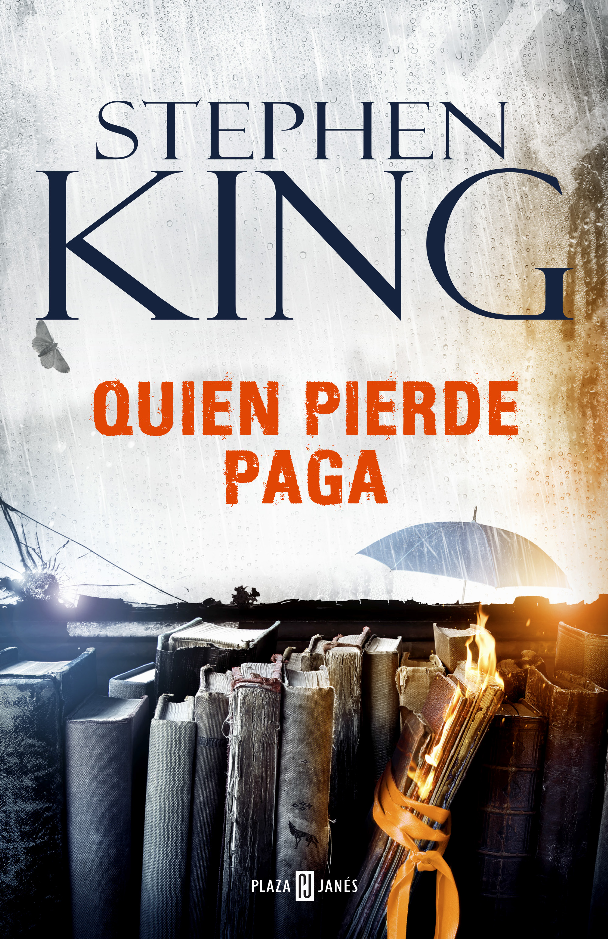 Quien pierde paga - Stephen King Portada