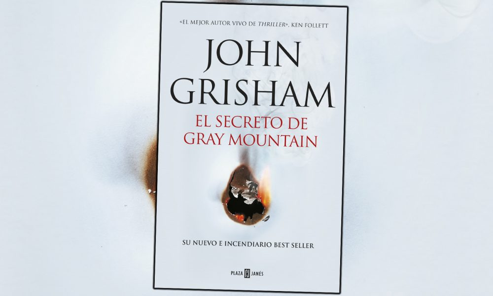 John Grisham Gray Mountain 6 CD Audiobook 7 Hours Random House 2014