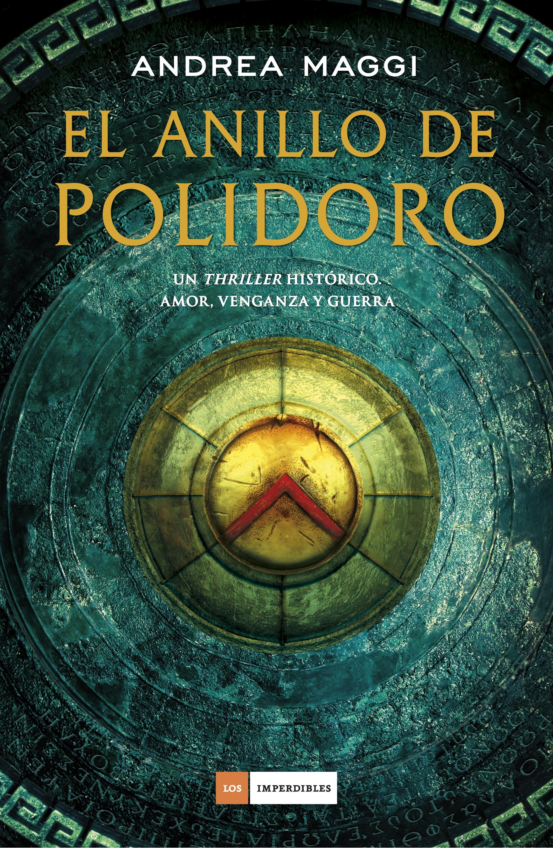 El Anillo de Polidoro - Andrea Maggi Portada