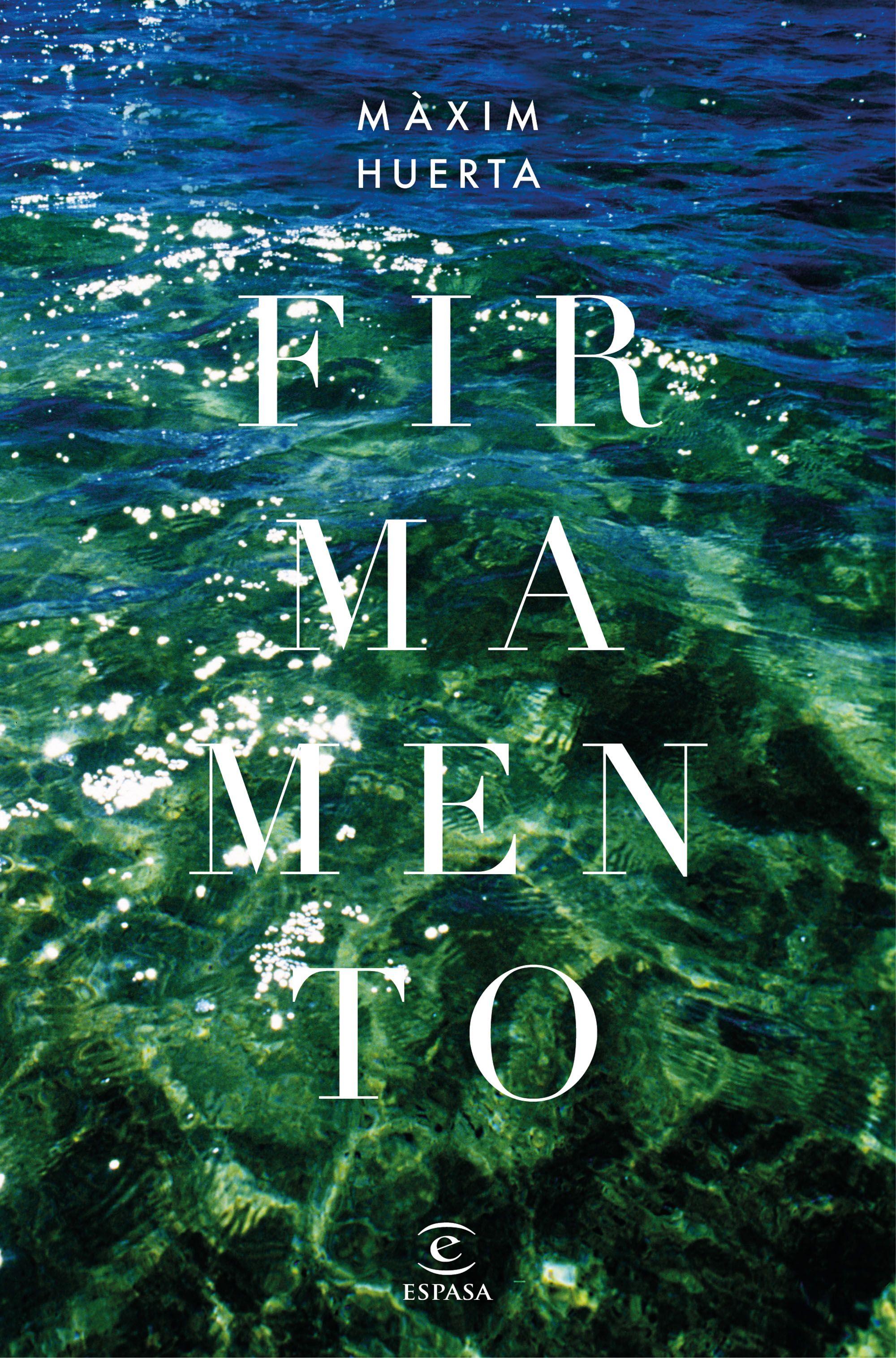 Firmamento es la nueva novela de maxim huerta que llega en for Maxim huerta libros